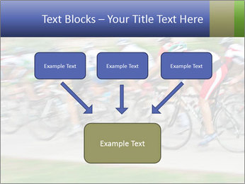Bicycle PowerPoint Template - Slide 70