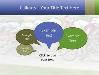 Bicycle PowerPoint Templates - Slide 73