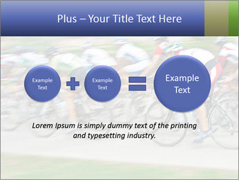 Bicycle PowerPoint Templates - Slide 75