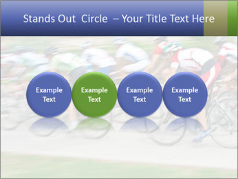 Bicycle PowerPoint Template - Slide 76