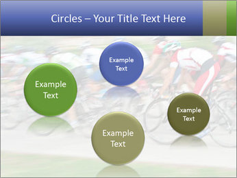 Bicycle PowerPoint Template - Slide 77