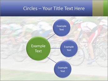 Bicycle PowerPoint Template - Slide 79