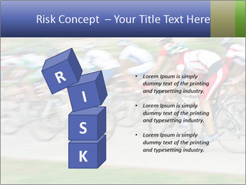 Bicycle PowerPoint Template - Slide 81