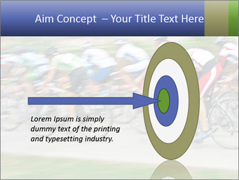 Bicycle PowerPoint Template - Slide 83