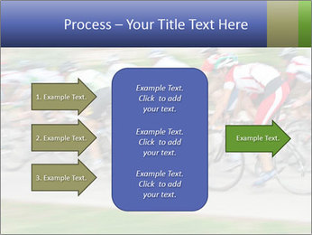 Bicycle PowerPoint Template - Slide 85