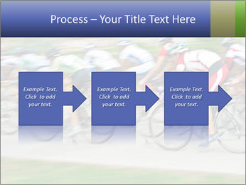 Bicycle PowerPoint Template - Slide 88