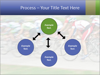 Bicycle PowerPoint Template - Slide 91