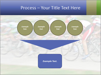Bicycle PowerPoint Template - Slide 93