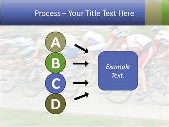 Bicycle PowerPoint Template - Slide 94