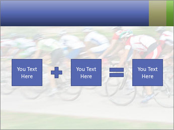 Bicycle PowerPoint Template - Slide 95