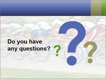 Bicycle PowerPoint Template - Slide 96