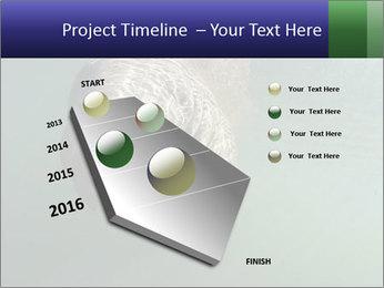 Florida Manatee PowerPoint Template - Slide 26