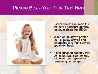 Cute positive boy PowerPoint Template - Slide 13