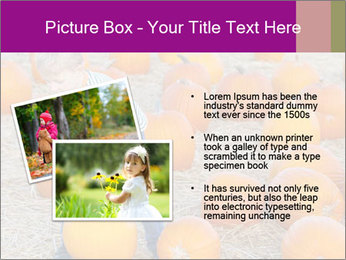 Cute positive boy PowerPoint Template - Slide 20