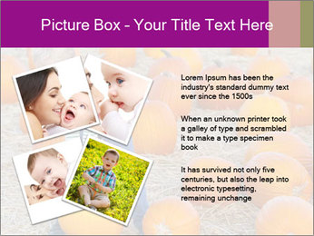 Cute positive boy PowerPoint Template - Slide 23