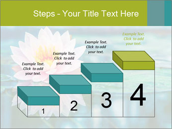 Beautiful Pink Lotus PowerPoint Template - Slide 64