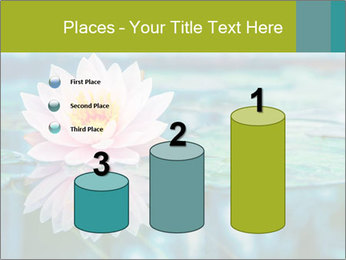 Beautiful Pink Lotus PowerPoint Template - Slide 65