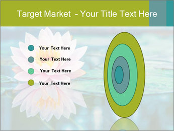 Beautiful Pink Lotus PowerPoint Template - Slide 84