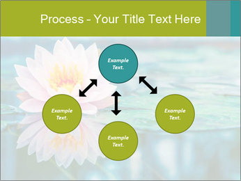 Beautiful Pink Lotus PowerPoint Template - Slide 91