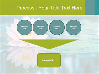 Beautiful Pink Lotus PowerPoint Template - Slide 93