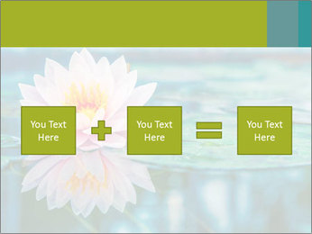 Beautiful Pink Lotus PowerPoint Template - Slide 95
