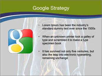 Medical nervous system PowerPoint Template - Slide 10