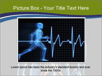 Medical nervous system PowerPoint Templates - Slide 15