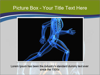 Medical nervous system PowerPoint Template - Slide 16