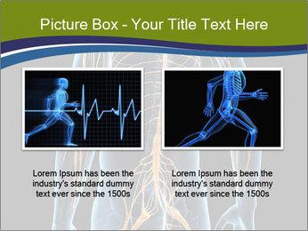 Medical nervous system PowerPoint Templates - Slide 18