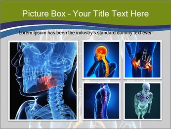 Medical nervous system PowerPoint Template - Slide 19