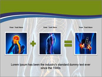Medical nervous system PowerPoint Templates - Slide 22