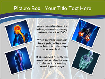 Medical nervous system PowerPoint Template - Slide 24