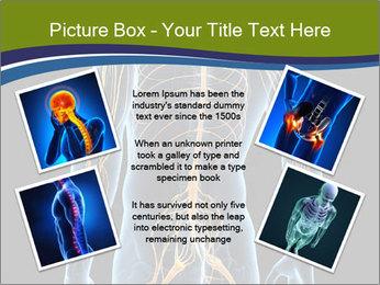 Medical nervous system PowerPoint Templates - Slide 24