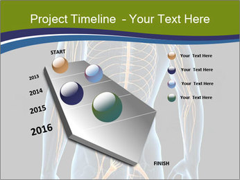 Medical nervous system PowerPoint Templates - Slide 26