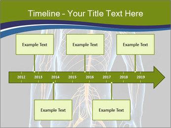 Medical nervous system PowerPoint Templates - Slide 28