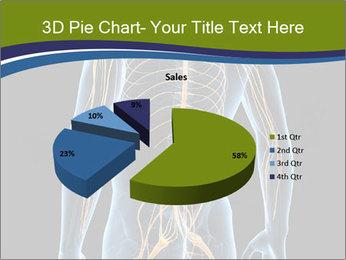 Medical nervous system PowerPoint Templates - Slide 35