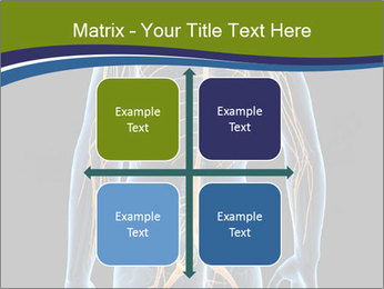 Medical nervous system PowerPoint Templates - Slide 37