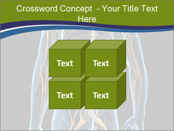 Medical nervous system PowerPoint Template - Slide 39