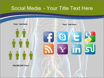 Medical nervous system PowerPoint Templates - Slide 5