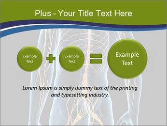 Medical nervous system PowerPoint Templates - Slide 75