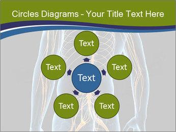 Medical nervous system PowerPoint Templates - Slide 78