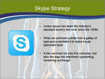 Medical nervous system PowerPoint Templates - Slide 8