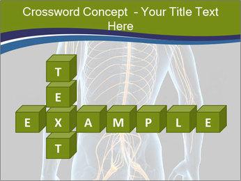 Medical nervous system PowerPoint Templates - Slide 82