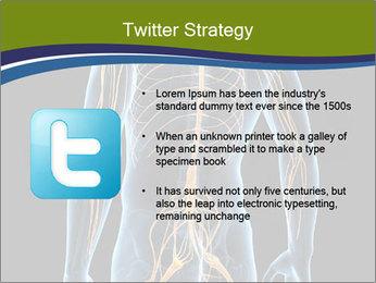 Medical nervous system PowerPoint Templates - Slide 9