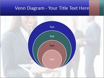 Afro-American Businesswoman PowerPoint Template - Slide 34