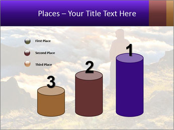 Mountain peaks PowerPoint Template - Slide 65
