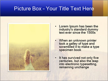 Attractive model PowerPoint Templates - Slide 13