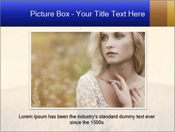 Attractive model PowerPoint Templates - Slide 16