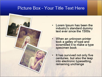 Attractive model PowerPoint Template - Slide 17