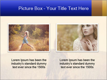 Attractive model PowerPoint Templates - Slide 18